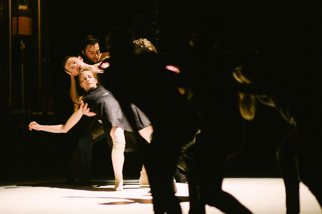 Artists of Northwest Dance Project perform Loni Landon's 'The Practice of Being Alone'