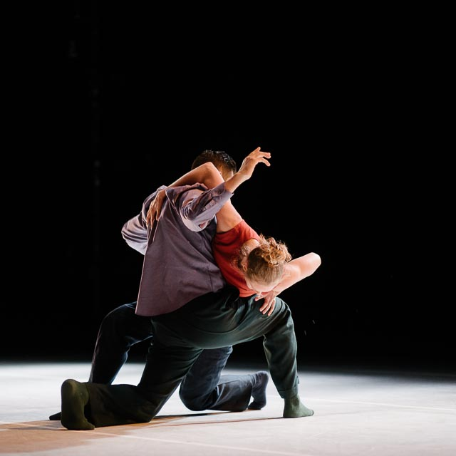 Artists of Northwest Dance Project perform Felix Landerer's 'What We've Lost on the Way'