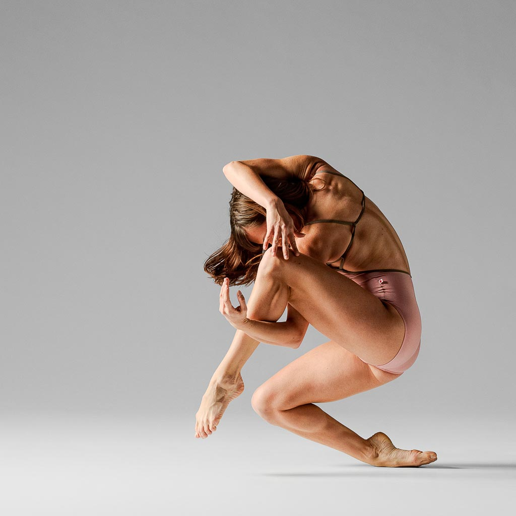 Diana Winfree of Ballet Hispanico, March 2012