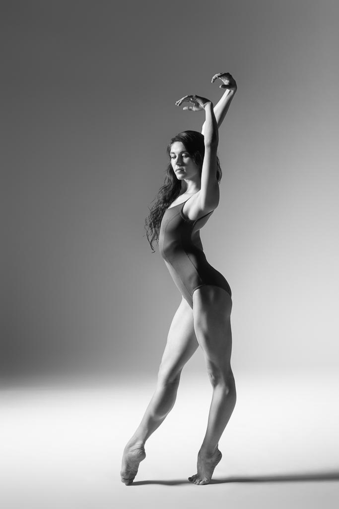 Beckanne Sisk of Ballet West, May 2013