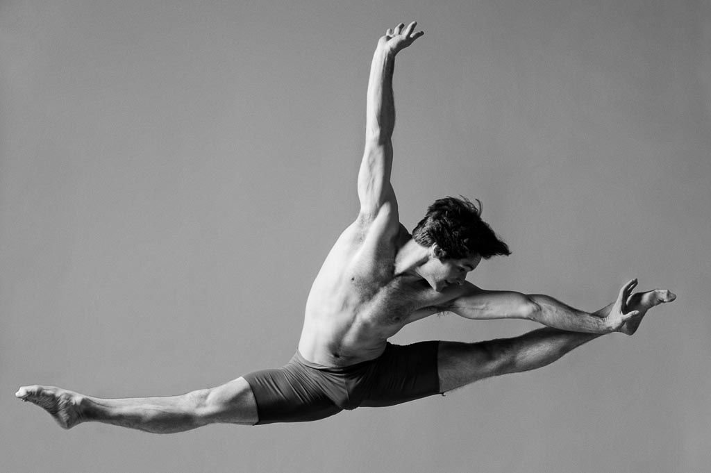 Beau Pearson of Ballet West