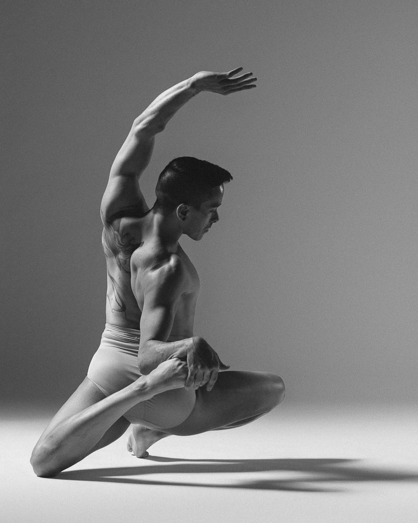 Eldon Johnson of Odyssey Dance Theatre